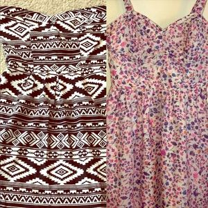 Dresses & Skirts - Two Cute Sundressses